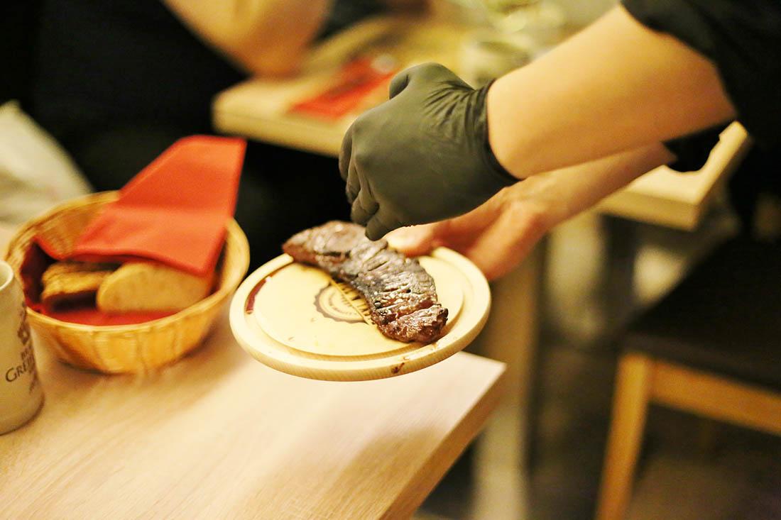 Steakverkostung